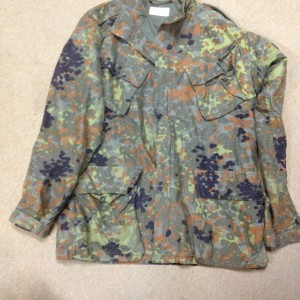 german-flecktarn-parka-used